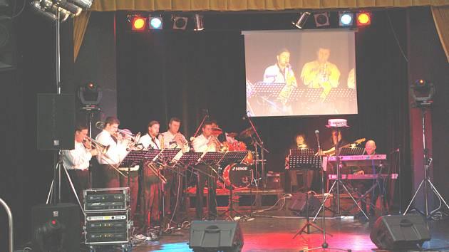Taneční orchestr TOX z Poděbrad