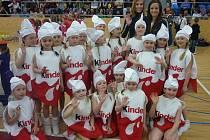 Poděbradská děvčata vyhrála další zlaté medaile
