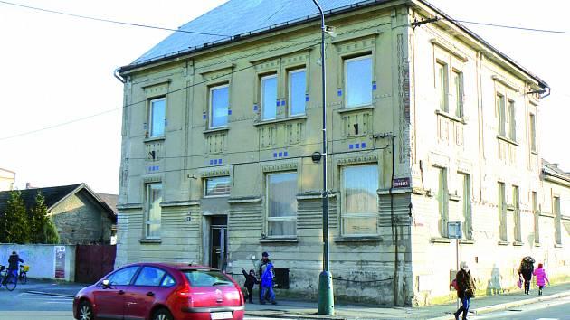 Bývalé zdravotní středisko v Nymburce