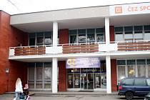 Sportovní centrum v Nymburce