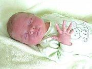 MIKULÁŠ PODOLSKÝ se narodil 8. května 2018 v 9.39 hodin s délkou 51 cm a váhou 4 038 g. Z předem prozrazeného chlapečka se radují rodiče Martin a Libuše a bráška Lukáš z Netřebic.