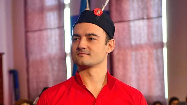 Radek Smejkal, starosta TJ Sokol Poděbrady.