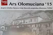 Vernisáž výstavy olomouckých výtvarníků v centru chorvatského městečka Makarská
