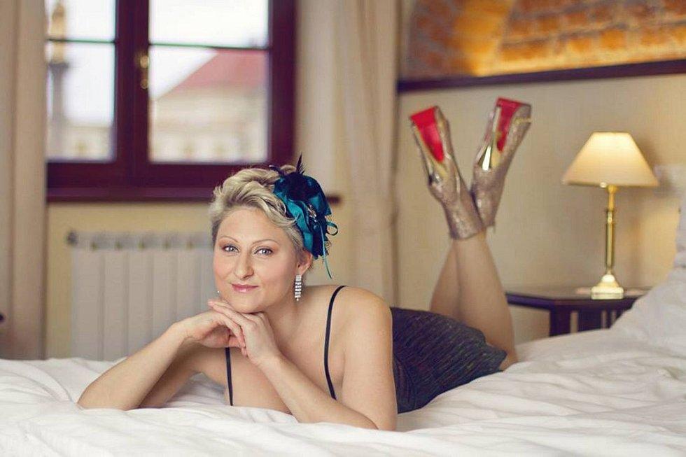 26. Veronika Bischelová, 25 let, stevardka