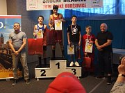 Boxeři olomoucké Dukly uspěli na mistrovství republiky školní mládeže.