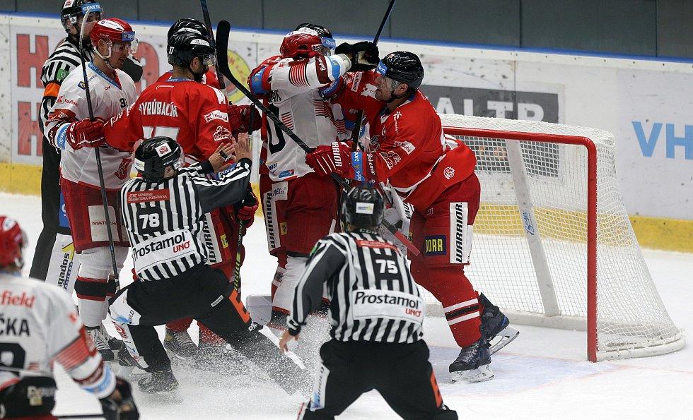 HC Olomouc - Hradec Králové