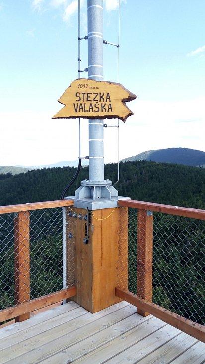 Stezka Valaška.