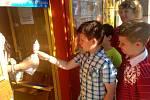 Zmrzlinová odměna pro školáky z Daskabátu