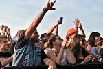 Hudební festival Hrady CZ 2019 na Bouzově