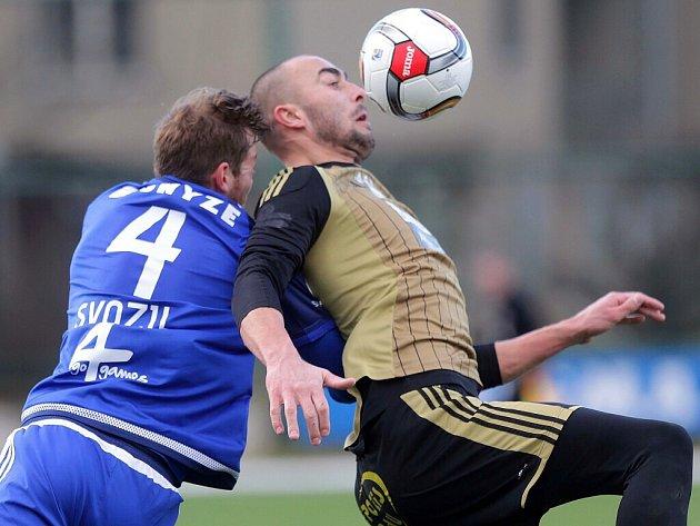 Sigma v Tisport lize proti Znojmu