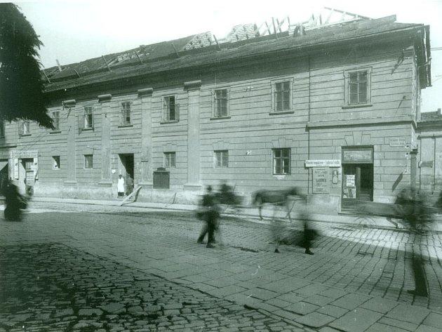 Poznáte budovu na snímku?