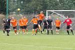 Juniorka HFK Olomouc proti Kozlovicím
