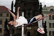 V Olomouci na Horním náměstí proběhl 12. ročník Hanácké laťkyDalibor Hon