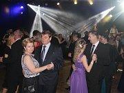 Olomoucký ples 2016, který se konal v NH Hotelu Olomouc v pátek 26. února.