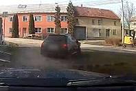 Pronásledování Peugeotu 206 na Litovelsku, 24. února 2021