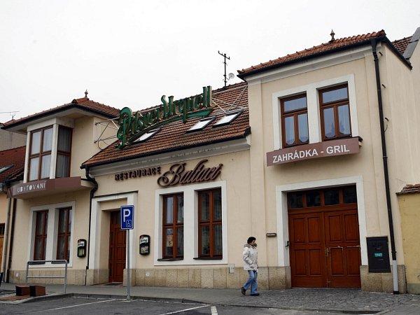 Restaurace Baltaci, Napajedla