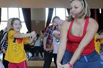 Zimní taneční příměstský tábor v olomouckém Domě dětí a mládeže