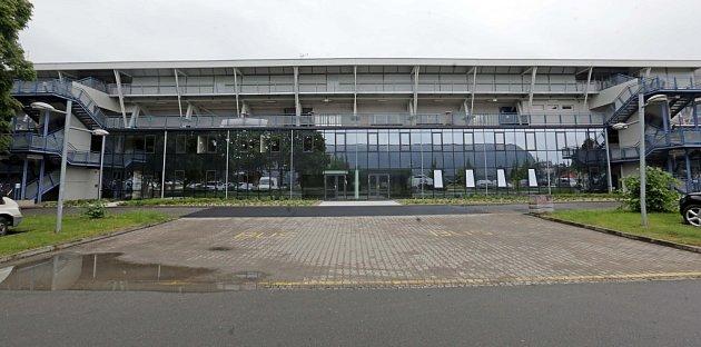 Andrův stadion vOlomouci