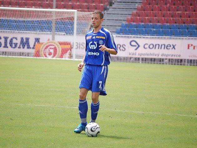 Slovinec Dejan Jurkič je na tři a půl roku hráčem Sigmy.