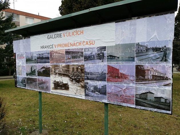 Galerie vulicích města Hranice