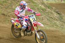 Prostějovský motokrosař Martin Žerava.