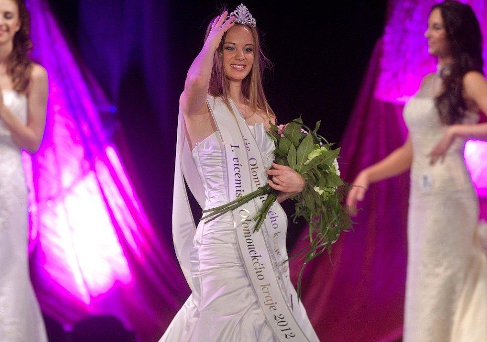 Soutěž Miss Olomouckého kraje - Veronika Jiřičková