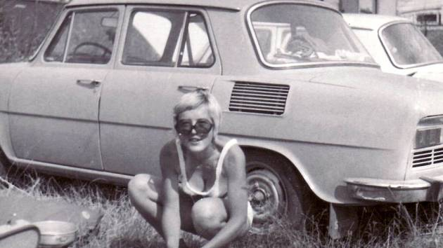 Senec, Slovensko 1971