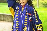 č.6 Klára Schwarzerová, 16 let, studentka, Rapotín