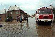 Olomouc- Chomoutov, 8. července 1997