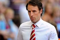 Trenér anglické jedenadvacítky a bývalý reprezentant Gareth Southgate