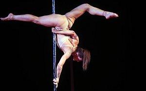 Flirt a pole dance v Olomouci