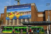 Olomoucké hlavní nádraží