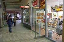 Hala olomouckého hlavního nádraží