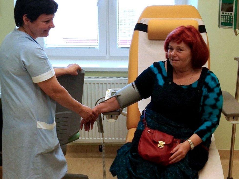Větší komfort pro pacienty s roztroušenou sklerózou a dalšími závažnými onemocněními centrální nervové soustavy nabízí nyní Neurologická klinika Fakultní nemocnice Olomouc.