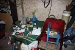 Olomoučtí policisté v úterý zadrželi výrobce a dealera pervitinu.