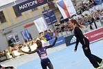 Mary Keitanyová vítězí. Olomoucký půlmaraton 2015