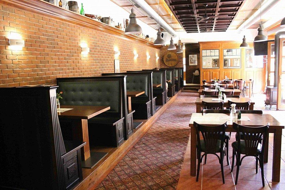Restaurace Snoza, Valašské Meziříčí