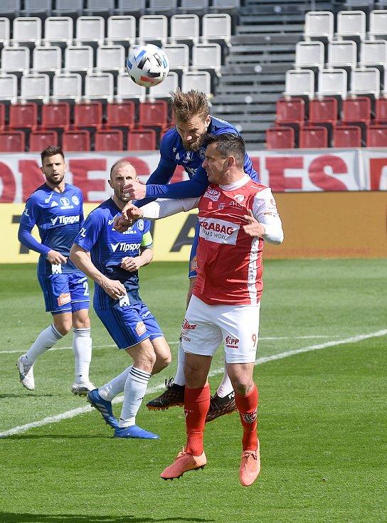 SK Sigma Olomouc - FK Pardubice 0:1 (0:0)Vít Beneš
