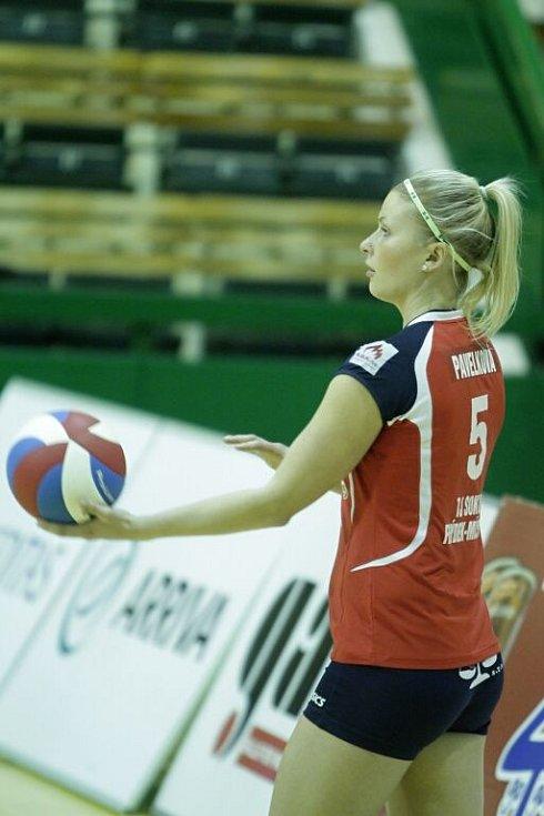 Volejbalistky Olomouce v play-off proti Frýdku-Místku