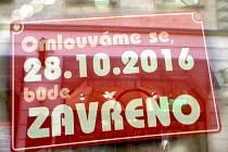 Na státní svátek 28. října musí mít velké markety zavřeno