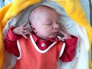 Sofie Zahrádková, Bouzov, narozena 28. března ve Šternberku, míra 49 cm, váha 3000 g