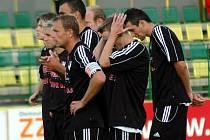Fotbalisté 1.HFK Olomouc