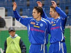 Tomáš Janotka (vlevo) a Vojtěch Schulmeister.