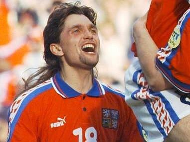 Martin Kotůlek na Euro 1996vAnglii