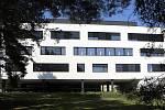 Nový ambulantní pavilon Hemato-onkologické kliniky Fakultní nemocnice Olomouc.