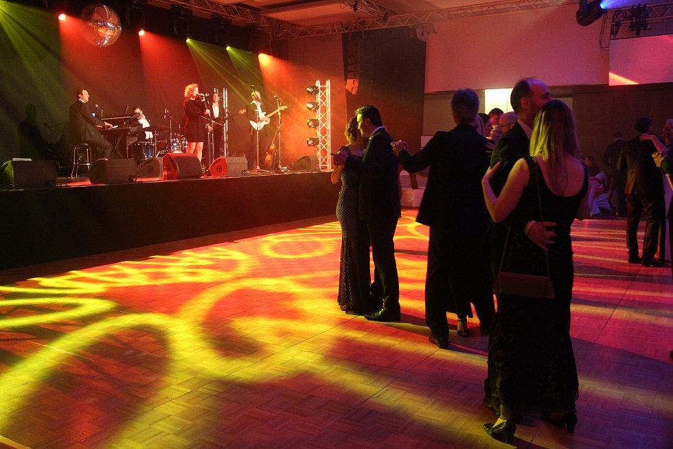 Omega Olomoucký ples 2018 v hotelu NH Collection Olomouc Congress