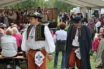Rolnický den v Hanáckém skanzenu v Příkazech