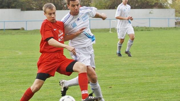 FK Šternberk proti Ústí