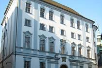 Budova Cyrilometodějské bohoslovecké fakulty UP