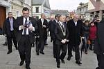 Prezident Zeman v Přerově